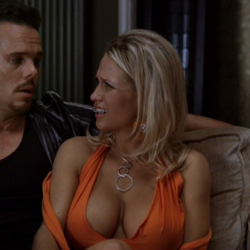Drama's Stripper Date (Heidi Hawking) in Entourage