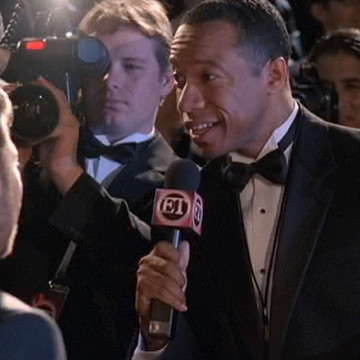 Gatsby Reporter (Rico E. Anderson) in Entourage