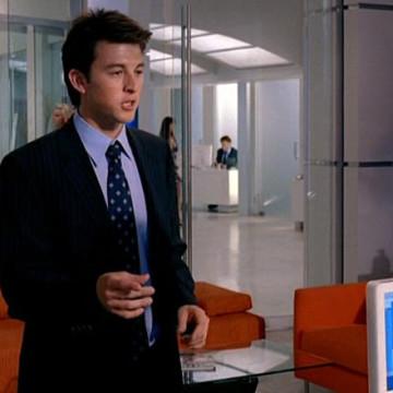 Glenn Holden (Chris Blasman) in Entourage