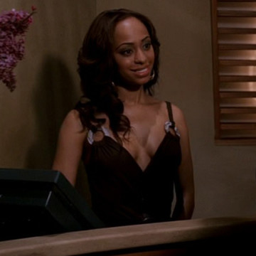 Harvey Dinner Hostess (Caryn Ward) in Entourage