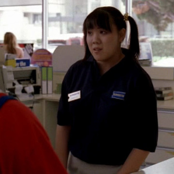 Honorable Blockbuster Employee (Isabella Way) in Entourage