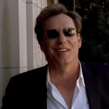 James Woods in Entourage