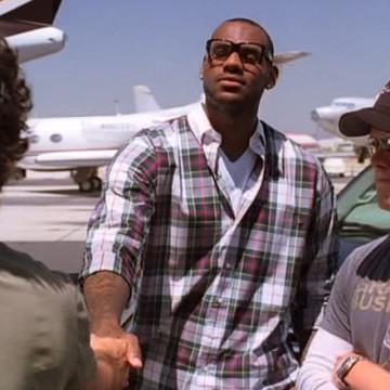 LeBron James in Entourage