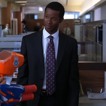 Lloyd's Assistant Jeff (Preston Davis) in Entourage