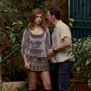 Lorraine (Jessica Serrano) in Entourage