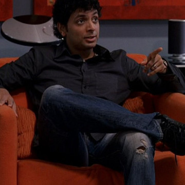 M. Night Shyamalan in Entourage