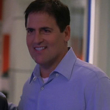 Mark Cuban in Entourage