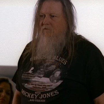 Mickey Jones in Entourage