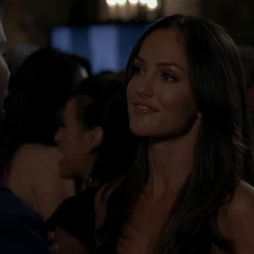Minka Kelly in Entourage