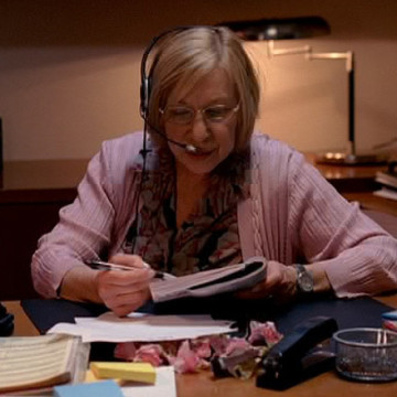 Murphy Group Receptionist (Beverly Sanders) in Entourage