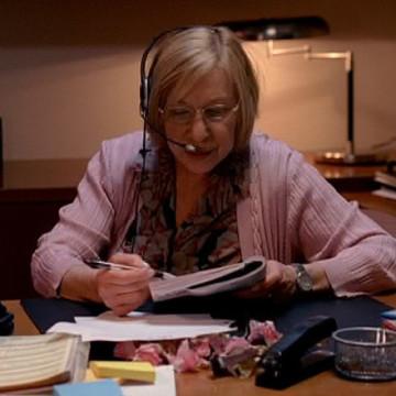 Murphy Group Receptionist (Beverly Sanders) in Entourage