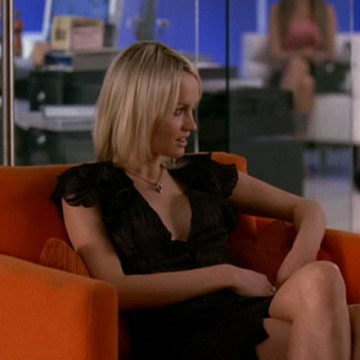 Nicky's Girlfriend (Ailsa Marshall) in Entourage