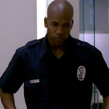 Officer Nickerson (Marlon John) in Entourage
