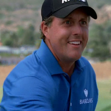 Phil Mickelson in Entourage