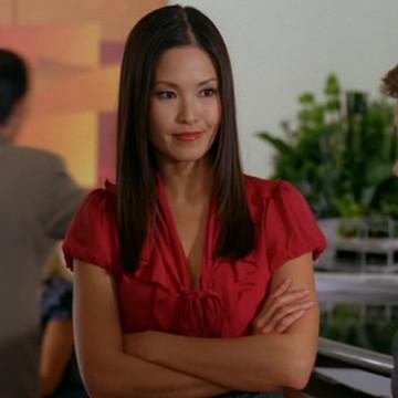 Phil Yagoda's Assistant (Lauren Shiohama) in Entourage
