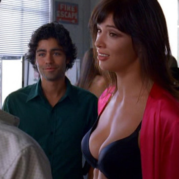 Raina (Maria Zyrianova) in Entourage