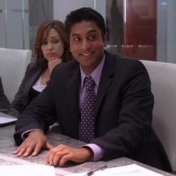 Raj (Frank Maharajh) in Entourage