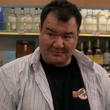 Randy (Patrick Gallagher) in Entourage