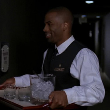 Room Service Employee (Andra Fuller) in Entourage