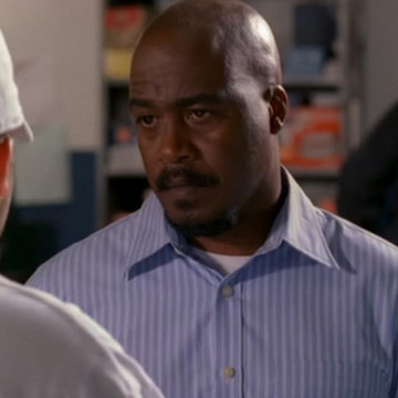 Rufus (Marlon Young) in Entourage