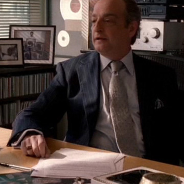 Sammy Kane (David Paymer) in Entourage