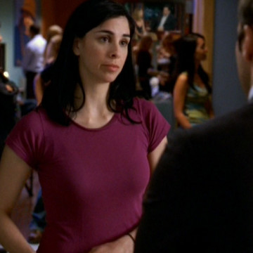 Sarah Silverman in Entourage