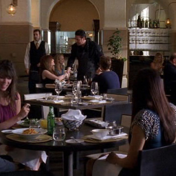 Scott Conant in Entourage
