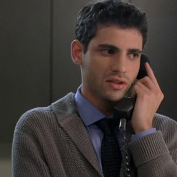 Scotty's Assistant (Zach Lasry) in Entourage