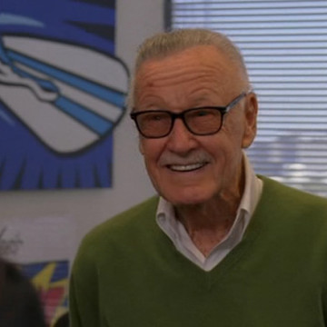 Stan Lee in Entourage