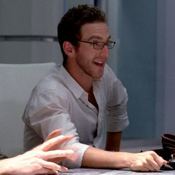 Sussman (Will Greenberg) in Entourage