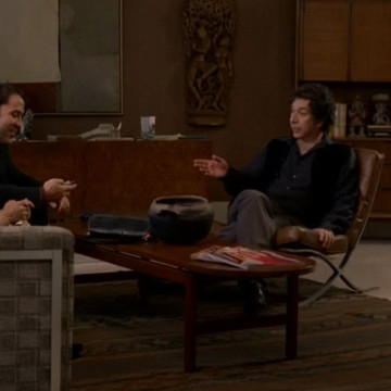 Therapist (Allan Kolman) in Entourage