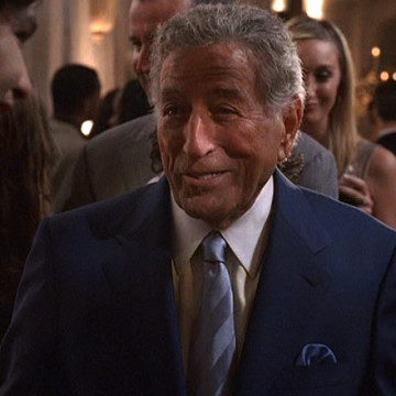 Tony Bennett in Entourage