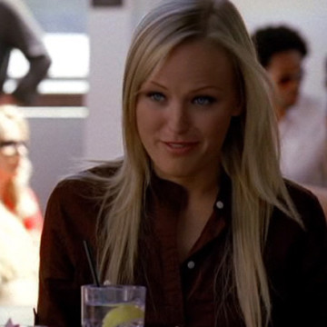 Tori (Malin Akerman) in Entourage