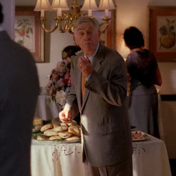 Uncle Shelley (Shelley Berman) in Entourage