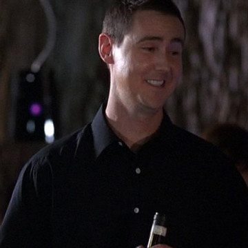 Wine Waiter (Jeremy Shouldis) in Entourage