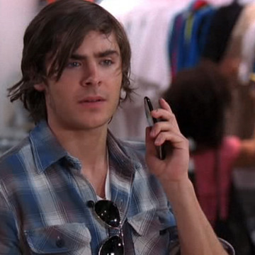 Zac Efron in Entourage